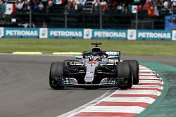 October 28, 2018 - Mexico-City, Mexico - Motorsports: FIA Formula One World Championship 2018, Grand Prix of Mexico, ..#44 Lewis Hamilton (GBR, Mercedes AMG Petronas Motorsport) (Credit Image: © Hoch Zwei via ZUMA Wire)