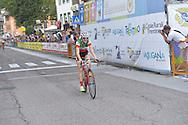 Ciclismo giovanile, 10A Coppa di Sera, Esordienti Donne, Borgo Valsugana 10 settembre 2016 <br /> Barale Francesca<br /> &copy; foto Daniele Mosna