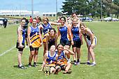 20121115 College Junior Touch Tournament Upper Hutt College Girls