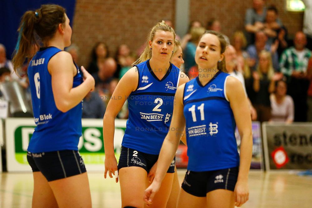20140405 NED: VV Alterno - Sliedrecht Sport, Apeldoorn<br /> Inge Molendijk, Sliedrecht Sport<br /> ©2014-FotoHoogendoorn.nl / Pim Waslander
