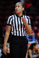 NORMAL, IL - December 16: Kayla Maxey during a college women's basketball game between the ISU Redbirds and the Maryville Saints on December 16 2018 at Redbird Arena in Normal, IL. (Photo by Alan Look)