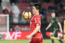 March 9, 2019 - Dijon, France - 22 CHANGHOON KWON  (Credit Image: © Panoramic via ZUMA Press)