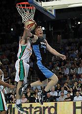 Auckland-Basketball-Breakers v Crocodiles, ANBL 2011-12 - Semi-Final 1