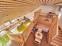 Kindergarten Pernegg, Architekt Litschauer ZT GmbH