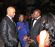Boris Kodjoe, Garcelle Beauvais, Warren Braithwaite and Elsa Braithwaite..Surreal4Real Charity Event Benefiting The Little Princess Foundation & Haven Hills..Vibiana..Los Angeles, CA, USA..Wednesday, June 02, 2011..Photo By CelebrityVibe.com..To license this image please call (212) 410 5354; or.Email: CelebrityVibe@gmail.com ;.website: www.CelebrityVibe.com