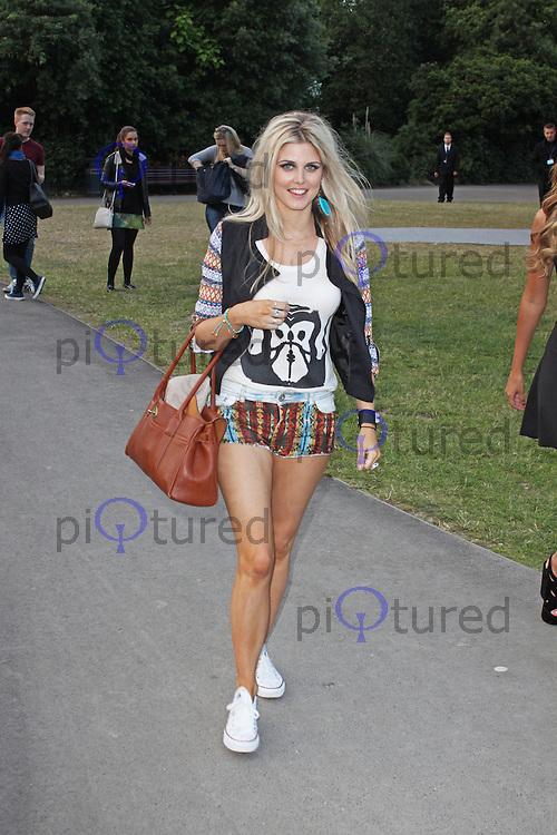 LONDON - July 03: Ashley James at the Company Magazine - Party (Photo by Brett D. Cove)