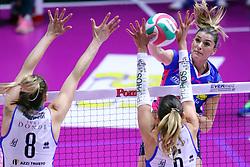 28-04-2017 ITA: Pomi Casalmaggiore - Igor Gorgonzola Novara, Cremona<br /> Semi Final playoff / PICCININI FRANCESCA<br /> <br /> ***NETHERLANDS ONLY***