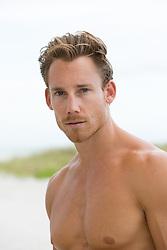 shirtless sexy man outdoors