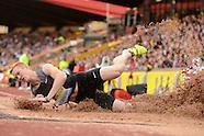 Athletics - Aviva Diamond League - Birmingham 2012