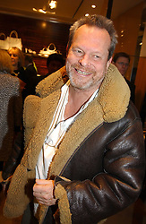"""TERRY GILLIAM at a book signing hosted by Tod's for Dante Ferretti's new book 'The Art of Production Design"""" held at the Tod's store, 2/3 Old Bond Street, London on 19th April 2005.<br /><br />NON EXCLUSIVE - WORLD RIGHTS"""