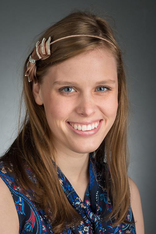 Katherine Middleton Ohio Univeristy. Photo by Jonathan Adams / Ohio University