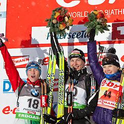 20101210: AUT, IBU Biathlon Worldcup, Hochfilzen, Sprint Women
