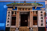 Chine, Hong Kong, Hong Kong Island, quartier de Wan Chai// China, Hong-Kong, Hong Kong Island, Wan Chai