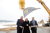 Start bouw nieuw Militaire Luchtvaartmuseum in Soesterberg