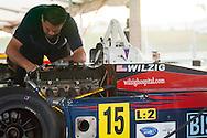 #15 Performance Tech Elan DP-02-2.3L: Alan Wilzig