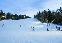 Abenaki Ski Area in Wolfeboro.  (Karen Bobotas/for the Laconia Daily Sun)