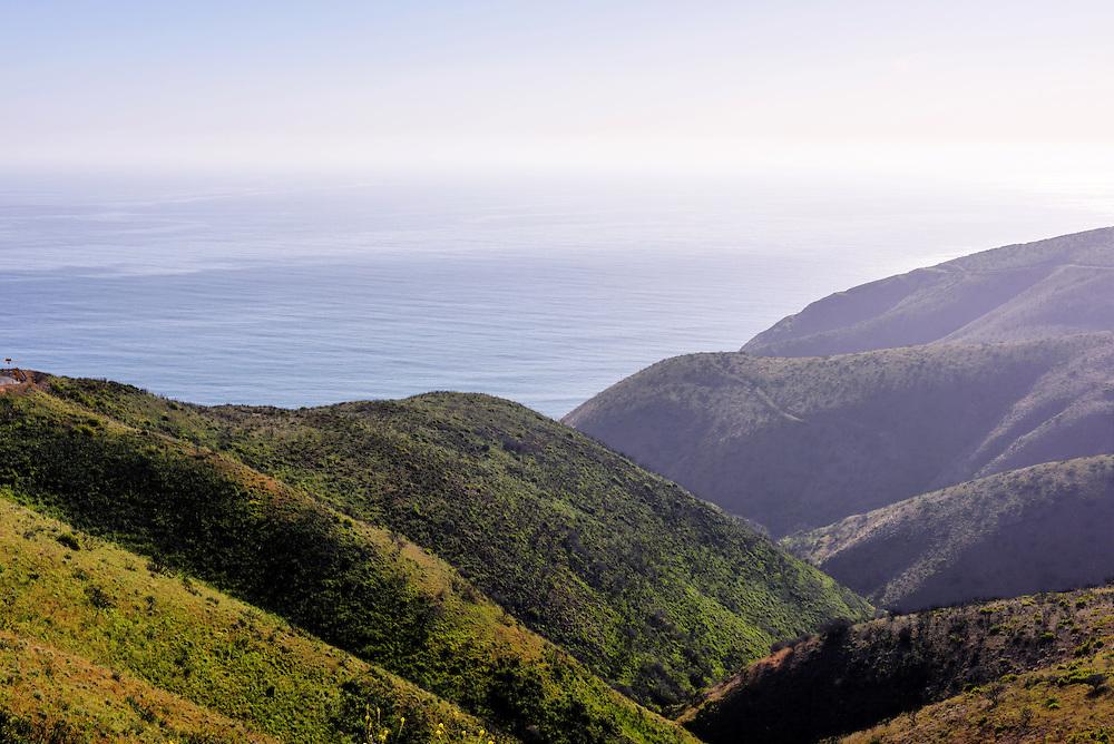 Santa Monica Mountains National Recreation Area, Malibu, California