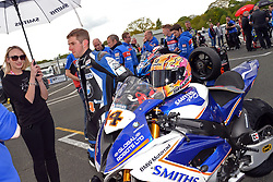 #14 Lee Jackson Lincoln Smiths Racing BMW MCE British Superbikes