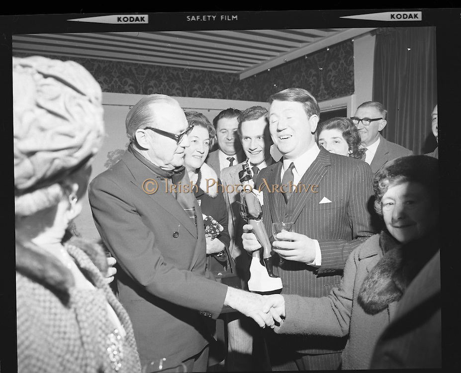 Jack Benny meets Old Folk at The Gaiety.05/03/1970