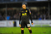 Bolton Wanderers Wellington Silva during the The FA Cup third round match between Eastleigh and Bolton Wanderers at Silverlake Stadium, Ten Acres, Eastleigh, United Kingdom on 9 January 2016. Photo by Graham Hunt.