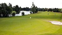 GEIJSTEREN - Hole 18 van Golf- en Countryclub Geijsteren. FOTO KOEN SUYK