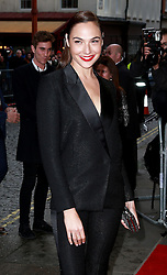 Gal Gadot at the 'Criminal' film premiere, London, Britain. EXPA Pictures © 2016, PhotoCredit: EXPA/ Photoshot/ James Shaw<br /> <br /> *****ATTENTION - for AUT, SLO, CRO, SRB, BIH, MAZ, SUI only*****