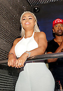 May 11, 2016 - Miami, FL, United States - <br /> <br /> Expectant mother Blac Chyna celebrated her 28th birthday with her fiance Rob Kardashian at G5ive Strip Club on May 11, 2016 in Miami, Florida <br /> ©Exclusivepix Media