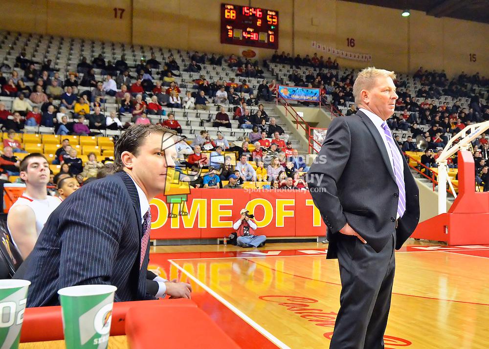 NCAA Men's Basketball: Duggar Baucom wins 117th game, becomes winning coach in VMI basketball history, as VMI defeats Longwood 94-80 in season finale.
