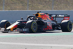 February 18, 2019 - Montmelo, BARCELONA, Spain - Max Verstappen (Aston Martin Red Bull Racing) during the winter test days at the Circuit de Catalunya in Montmelo (Catalonia), February 18, 2019. (Credit Image: © AFP7 via ZUMA Wire)