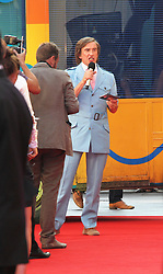 Licensed to London News Pictures. Steve Coogan, Alan Partridge: Alpha Papa World Film Premiere, Vue West End cinema Leicester Square, London UK, 24 July 2013. Photo credit: Richard Goldschmidt/LNP