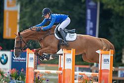 De Jong Sanne, NED, Jersey MBF<br /> KWPN Kampioenschappen - Ermelo 2019<br /> © Hippo Foto - Dirk Caremans<br /> De Jong Sanne, NED, Jersey MBF