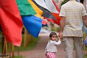 1824825th Annual International Street Fair.....Ali Ikiz & Daughter Saueda Nur Ikiz