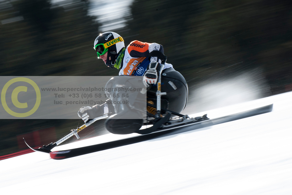 , , Super Combined, 2013 IPC Alpine Skiing World Championships, La Molina, Spain