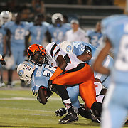 New Hanover High School played South Florence(SC) High School in the Carolinas Clash Kickoff Saturday August 30, 2014 in Myrtle Beach, S.C. (Jason A. Frizzelle)