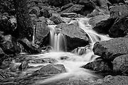 Bridalveil Creek in Yosemite National Park