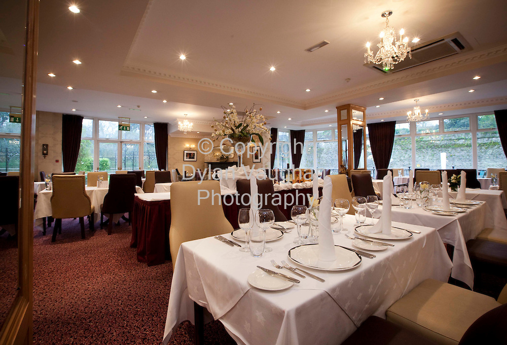 9/4/2009.The Riverside Restaurant at the River Court Hotel in Kilkenny..Picture Dylan Vaughan.