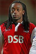 24-11-2007: Voetbal:AZ-WILLEM II: ALKMAAR<br /> Kiki Musampa debuteerde vanavond slechts enkele minuten<br /> Foto: Geert van Erven