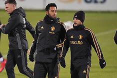 Belgium Training, 10 Nov 2017
