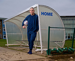 WALLASEY, ENGLAND - Thursday, December 27, 2018: Tranmere Rovers' player Steve McNulty poses for a portrait at the club's training campus in Wallasey ahead of the FA Cup 3rd Round match against Tottenham Hotspur. (Pic by David Rawcliffe/Propaganda)