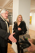 ANNA SHUBINA;  Pakpoom Silaphan 'Empire State' Opening Reception, Scream. Eastcastle St. London. 21 February 2013
