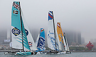 The Extreme Sailing Series 2015. Act3. Qingdao. China<br /> Credit - Lloyd Images