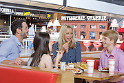 Lakeside Food Court, Five Guys Family, Core Shot 1 variation