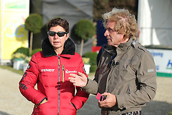 jTheodorescu Monica, (GER), Janssen Sjef, (NED) <br /> CDIO Hagen 2015<br /> © Hippo Foto - Stefan Lafrentz<br /> 09/07/15