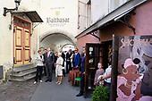'Staatsbezoek aan de Republiek Estland Dag 2