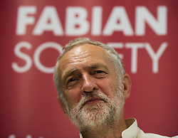 **File picture. Unite union have selected Jeremy Corbyn as their preferredrence to be the next Labour Party leader**<br /> © Licensed to London News Pictures. 06/06/2015. London, UK. JEREMY CORBYN speaking.  Current Labour Leadership candidates attend a debate at the Fabien Society Conference, held at the institute of Education in London. Photo credit: Ben Cawthra/LNP