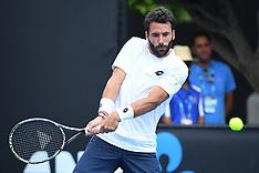 Melbourne- Australian Open 2017 - Day Six - 21 Jan 2017