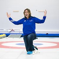 Dame Katherine Grainger Curling