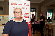 Claire O Driscoll at the launch of Quickest Fox Marketing's latest Twitter sensation #galwayhour took place at the the Gaslight Bar & Brasserie at Hotel Meyrick.  Photo:Andrew Downes.