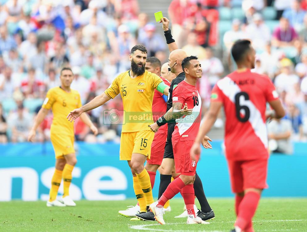 9b249af01437af SP)RUSSIA-SOCHI-2018 WORLD CUP-GROUP C-AUSTRALIA VS PERU | RealTime ...
