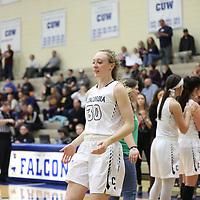 Women's Basketball: Concordia Nebraska  vs. Concordia University Chicago Cougars